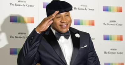 LL Cool J is the first rapper to receive a Kennedy Center Honors award