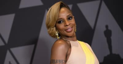 Mary J. Blige got two Oscar nominations for Mudbound