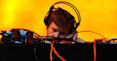 Aphex Twin To Play His First U.S. Show Since 2008