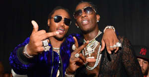 Young Thug says he and Future have each other's names tatted