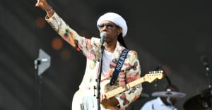 Nile Rodgers says Bruno Mars and Anderson. Paak will appear on the new Chic album