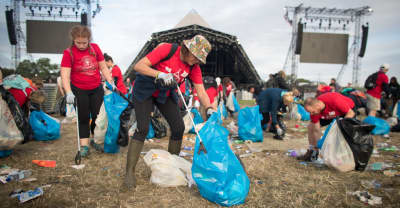 Glastonbury Festival Responds To Criticism Over Treatment Of Staff At 2017 Event