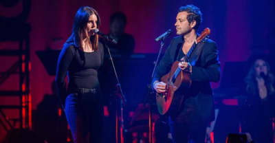"Watch Lana Del Rey sing ""Chelsea Hotel No. 2"" with Leonard Cohen's son"
