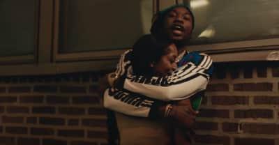 """Meek Mill's """"Fall Thru"""" video is a mini-love story"""