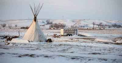 Three Water Protectors Arrested During Continued Dakota Access Pipeline Protests