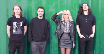 "Listen To ""Magic Eye,"" Peeling's Lustful New Punk Jam"
