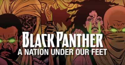 Watch A Trailer For Ta-Nehisi Coates' Last Black Panther Comic, Soundtracked By Lil B