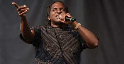 "Pusha T Says King Push Is ""85%"" Done And Produced By ""Mostly Kanye West"""