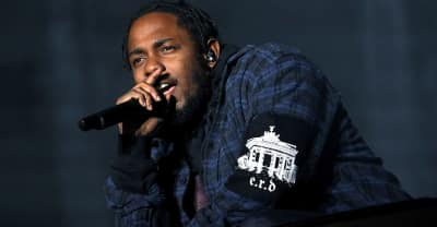 """Kendrick Lamar Is """"Really Upset"""" That Beyoncé Didn't Win Album Of The Year At The 2017 Grammys"""