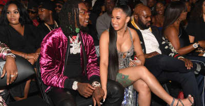 Cardi B confirms marriage to Offset