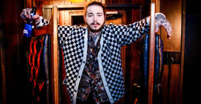 Post Malone has the most simultaneous top 20 hits in history