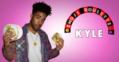 Watch Kyle Get Candid In A Game Of Emoji Roulette