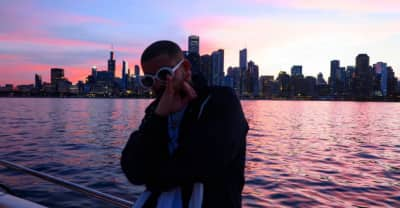 Watch Drake Make A Surprise Appearance At Mad Decent Block Party in Brooklyn