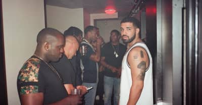 Drake Got A Picture Of Lil Wayne Tattooed On His Arm