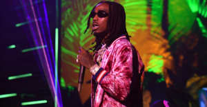 Quavo reportedly charged with battery