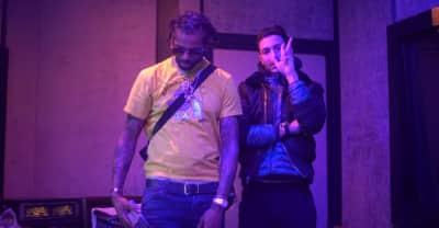 "French Producer Brodinski Links Up With Atlanta Native Hoodrich Pablo Juan For New Single ""IWFYB"""