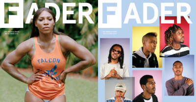 Download The FADER 106, Featuring Serena Williams And The Internet, For Free
