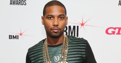 Juelz Santana reports to police after airport security find gun in luggage
