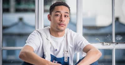 Watch U.K. rapper Loyle Carner kick a sexist fan out of his show