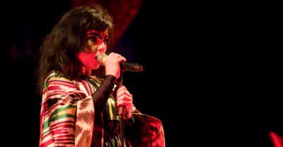Björk Calls Out Media Sexism Following Her DJ Set At A Texas Festival
