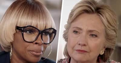 Mary J. Blige Is Not Happy With Donald Trump, Wants Hillary Clinton To Run Again In 2020