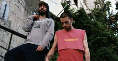 Meet KayaKata, the Tbilisi duo bringing experimental hip-hop to their small country
