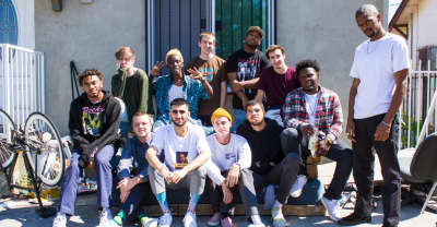 "Watch Brockhampton keep it lowkey in their video for ""Rental"""
