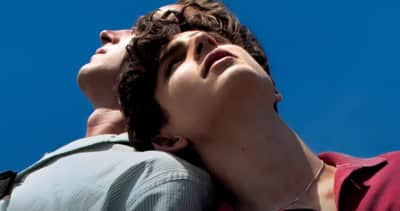 The Call Me By Your Name soundtrack is being pressed on peach-scented vinyl