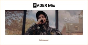 FADER Mix: Suicideyear