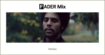 FADER Mix: Harrison