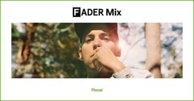 FADER Mix: Pional