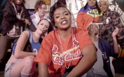 "The Sorority Pays Tribute To The Women Of Rap With ""Ladies Night"""