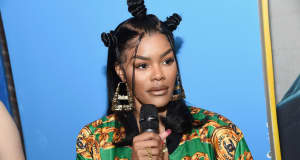Stream Teyana Taylor's KTSE album release party
