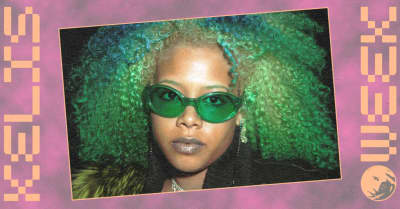 7 iconic Kelis looks to remind you she's always been ahead of the curve