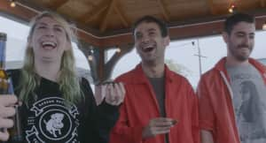 Charly Bliss Celebrate Birthdays with Oysters and Lager