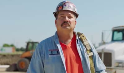 Randy Bryce, A.K.A. The Human Springsteen Song, Is Coming For Paul Ryan
