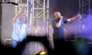 Watch Dr. Dre join Anderson .Paak onstage in London