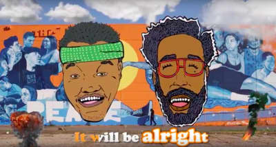 "PJ Morton Shares An Animated Lyric Video For ""Everything's Gonna Be Alright"""