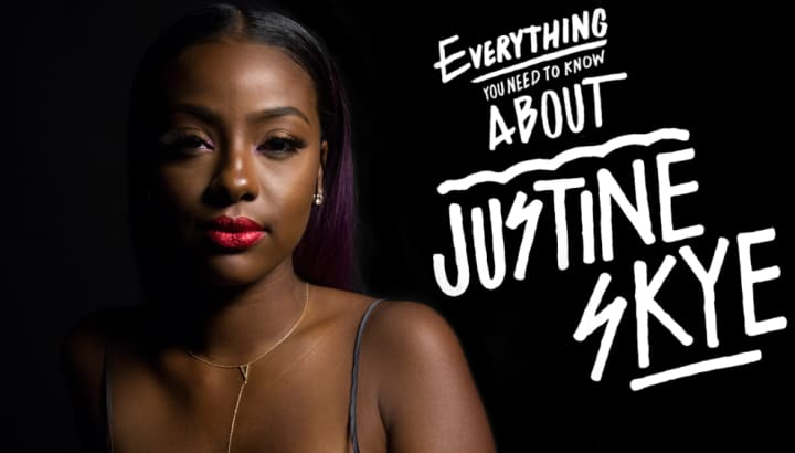 Everything You Need To Know: Justine Skye