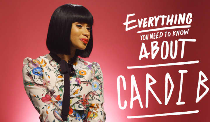 Everything You Need To Know About Cardi B