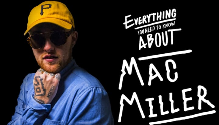 Everything You Need To Know About Mac Miller