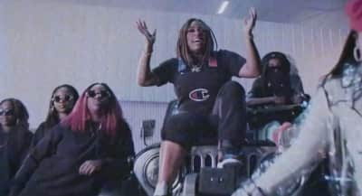 """Peep Kamaiyah's video for """"Dope Chick"""""""