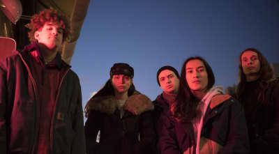 Stream Forth Wanderers' new self-titled album