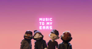 "Tory Lanez and Keys N Krates star as puppets in the ""Music To My Ears"" video"