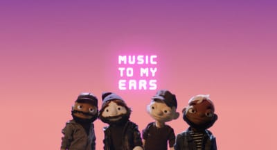 """Tory Lanez and Keys N Krates star as puppets in the """"Music To My Ears"""" video"""