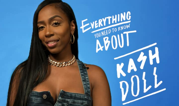 Everything You Need To Know About Kash Doll