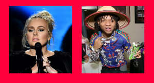 Swae Lee's April Fool's Day prank was a collab with Adele