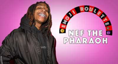 Nef The Pharaoh Lets Us Into His World During A Game Of Emoji Roulette