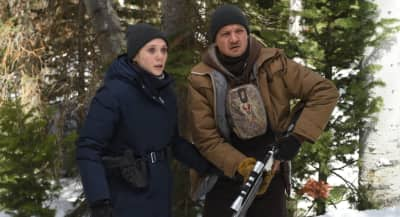 Actually, if you're snowed in, watch Wind River