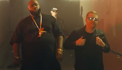 "Watch Run the Jewels's sci-fi video for ""Call Ticketron"""